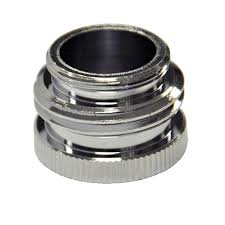Kitchen Sink To Garden Hose Adapter 55 64 In 27m 3 4 In Ghtm X 55 64 In 27f Chrome Garden Hose