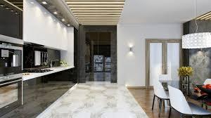 Black Gloss Kitchen Black Gloss Kitchen Interior Design Ideas