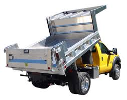 Light Duty Dump Bodies J J Truck Bodies And Trailers Dynahauler Light Duty