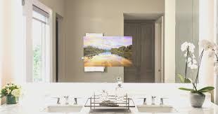 tv in bathroom mirror. bathroom:cool mirror tv for bathroom decorating ideas contemporary marvelous under interior cool in n