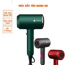 Máy sấy tóc Kaizo Mart BH 3 THÁNG- Công nghệ sấy NANO 9D - ĐỘNG CƠ NK ĐỨC -  06 chế độ sấy tóc - 02 chiều nóng lạnh giá cạnh tranh