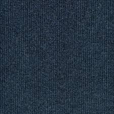 elevations color ocean blue ribbed texture indoor outdoor 12 ft carpet