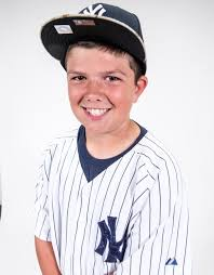 young yankees fan pens inspiring essay on baseball family values  connor james mushorn is the winner for daily news field of dreams contest