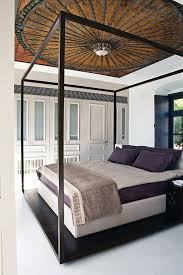 Stylish Contemporary Canopy Bed with Best 25 Contemporary Canopy ...