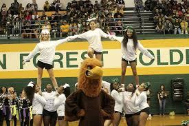 Klein Forest Cheerleaders Homecoming Spirit The Pinnacle