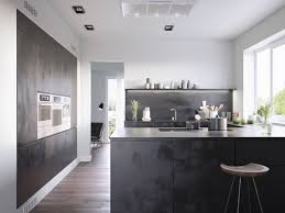 36 Stunning Black Kitchens That Tempt You To Go Dark For Your Next ...