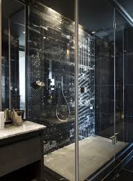 ... Bathroom:Amazing Black Marble Bathroom Picture Concept Design Ideas  Best Natural Stone In Bathrooms Images ...