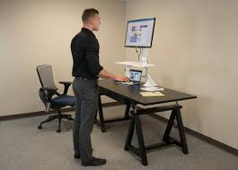 desks stand up desk chairs varidesk standing workstations on top lean chair converter reviews jarvis bamboo
