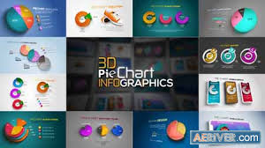 3d Chart Software Free Download Videohive 3d Pie Chart Infographics 24079113 Free