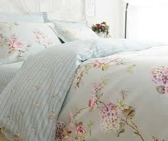 blue duvet quilt cover bedding set queen french country cottage ideas of shabby chic bedding