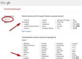 englisches google