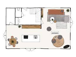 Plattegrond Indeling Woonkamer Keuken Thuis Interieur Woondeco
