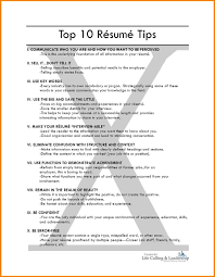 Best Solutions Of Resume Format Tips Fancy Tips On Making The Best