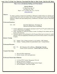 Functional Format Functional Resume Example Resume Format Help