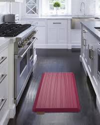 Large Kitchen Floor Mats Kitchen Red Kitchen Rugs Throughout Admirable Red Kitchen Rug