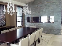 custom indoor dining room see thru linear 2
