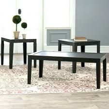 ashley coffee table tables north s set round glass with 4 stools