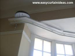 how to fit curtain tracks for bay windows centerfordemocracy org