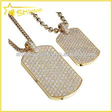 micro pave hip hop jewelry gold plated whole iced out pave dog s