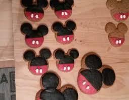 Mickey Mouse Lebkuchenkekse