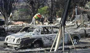 California wildfire pollution paralyzes San Francisco region ...
