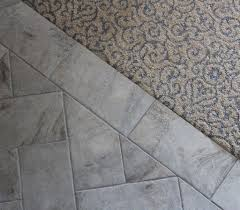 carpet floor. Carpet To Tile Transition Ideas Floor