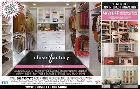 closet factory nyc reviews scotch plains nj showroom miami