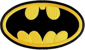 Free Batman Machine Embroidery Designs Batman Logo Applique Machine Embroidery Design Machine