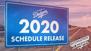 Okc Dodgers Announce 2020 Schedule Oklahoma City Dodgers News