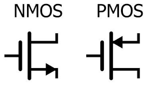 Schematic Symbols For Electronic Components Transistors
