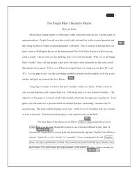 Informal Essay Example Tht S Inmative Quickplumber Us