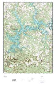 mytopo nolin lake kentucky usgs quad topo map