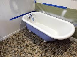 st charles il clawfoot tub refinish after 5