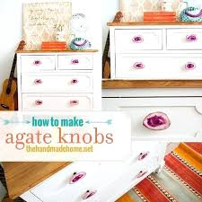 diy drawer knobs well liked how to make agate knobs the handmade home diy drawer knob diy drawer knobs