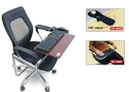 chair keyboard tray. portable chair keyboard tray