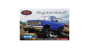 Blazer chevy blazer : 1/10 Trail Finder 2 Truck Brushed RTR, Chevy Blazer Body (Limited ...