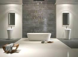modern white bathroom ideas. Modern White Bathroom And Grey Contemporary  Bathrooms Design . Ideas