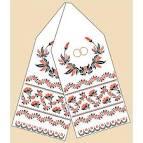 Ткань на вышивку рушника