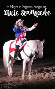 Dixie Stampede Dinner Theater In Pigeon Forge Tennessee