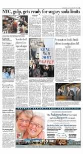 The Daily Sentinel from Grand Junction, Colorado on March 10, 2013 · 5
