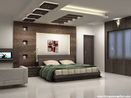 View in gallery Futuristic-styled contemporary bedroom design with a  stunning ceiling