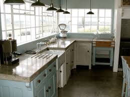 Polished Concrete Kitchen Floor Polished Concrete Worktops Arnolds Kitchens
