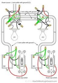 5 way light switch diagram 47130d1331058761t 5 way switch 4 way 4-Way Switch Wiring House two lights between 3 way switches with the power feed via one of the lights