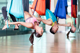 antigravity yoga in a nuts 30 day