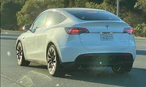 Tesla drops the standard range rwd model y from its lineup weeks after it arrived. Tesla Model Y Spotted With Wind Turbine Wheels From Model 3 Unveiling Event