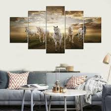 five wild horses on wild horses wall art with wall art tagged wall art three wild horses