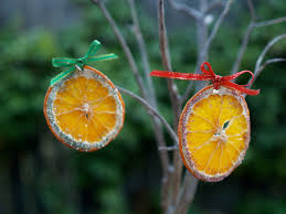 Drying Out Oranges Christmas Decorations Handmade Christmas Archives The Magic Onions