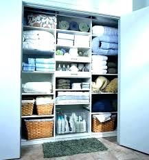 deep linen closet ideas small linen closet ideas best way to organize linen closet small linen