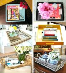 decorative coffee table coffee table trays decorative for ottomans tray tables decorative metal coffee table legs