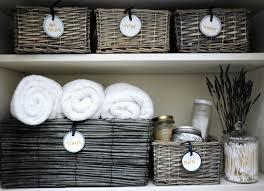 bathroom closet organization. Organizing: Linen Closet + Diy Round Labels Bathroom Organization